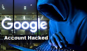 Google Account Hacked